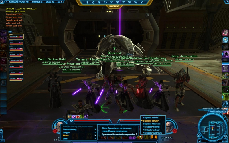 100 SWTOR-KP-BOSS-4 hard mode